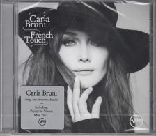 - FRENCH TOUCH CD CARLA BRUNI