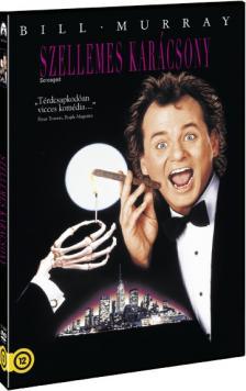 Richard Donner - SZELLEMES KARÁCSONY DVD (SCROOGED) BILL MURRAY
