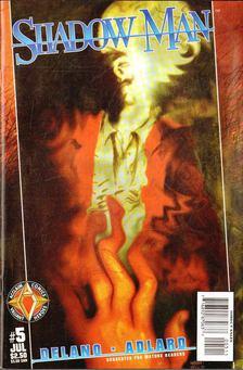 Delano, Jamie, Adlard, Charlie - Shadowman Vol. 2. No. 5 [antikvár]