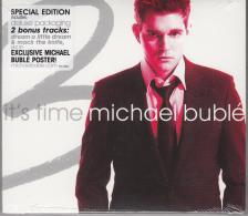 - IT'S TIME SPECIAL EDITION  MICHAEL BUBLÉ