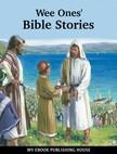 Wee Ones' Bible Stories [eKönyv: epub, mobi]