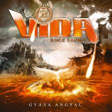 Vida Rock Band - Gyáva Angyal CD