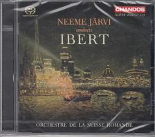 IBERT - ORCHESTRAL WORKS,CD