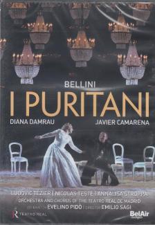 BELLINI - I PURITANI,2 DVD