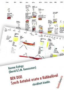 Kozma György - Ben Dixi 2. rövidített kiadás [eKönyv: epub, mobi]