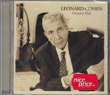 - GREATEST HITS CD LEONARD COHEN
