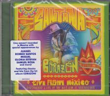 SANTANA CCORAZÓN CD - LIVE FROM MÉXICO -