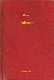 HOMER - Odissea [eKönyv: epub, mobi]