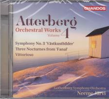 - ORCHESTRAL WORKS ,VOL 4,CD