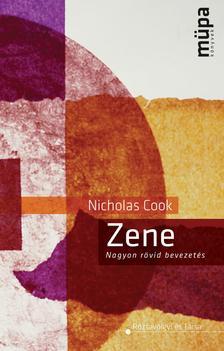Nicholas Cook - Zene