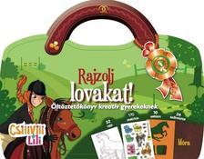 - Rajzolj lovakat - Csilivili Lili - 3. kiadás
