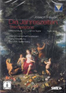 Haydn - DIE JAHRESZEITEN,DVD
