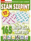CSOSCH KIADÓ - ZsebRejtvény SZÁM SZERINT Könyv 17. ###<!--span style='font-size:10px;'>(G)</span-->