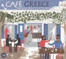 - CAFÉ GREECE 2CD