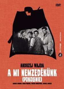 Andrzej Wajda - MI NEMZEDÉKÜNK (POKOLENIE)