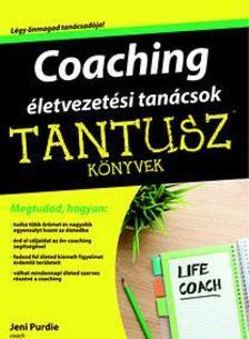 Jeni Purdie - Coaching életvezetési tanácsok - Tantusz könyvek