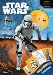 - - Star Wars - Színezőkönyv matricákkal