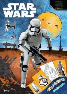 .- - Star Wars - Színezőkönyv matricákkal