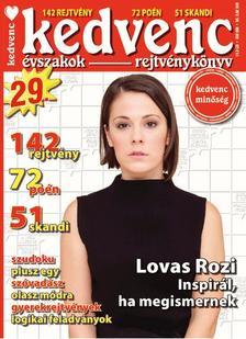 CSOSCH KIADÓ - Kedvenc ÉVSZAKOK 29.