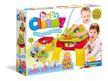 - Clemmy Baby Puha,  bébi építőjáték szett - Játszó asztal