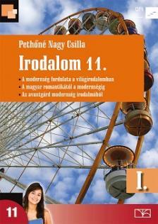 Pethőné Nagy Csilla - 17320/I IRODALOM 11. I.