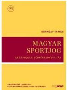 Sárközy Tamás - Magyar sportjog