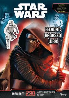 - - Star Wars - Feladat: ragaszd újra!