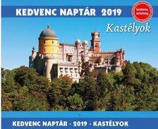 CSOSCH KIADÓ - Kedvenc naptár 2019 - Kastélyok