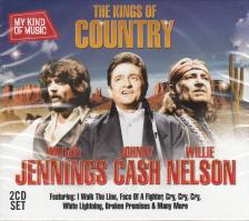 THE KINGS OF COUNTRY 2CD