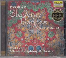 DVORAK - SLAVONIC DANCES CD YOEL LEVI, ATLANTA SYMPHONY ORCHESTRA