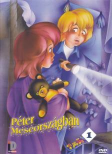 - PÉTER MESEORSZÁGBAN DVD