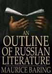 Baring, Maurice - An Outline of Russian Literature [eKönyv: epub,  mobi]