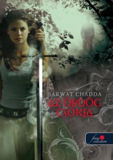 Sarwat Chadda - Az ördög csókja - KEMÉNY BORÍTÓS