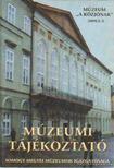 - Múzeumi tájékoztató 2000/2-3. [antikvár]