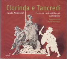 MONTEVERDI - CLORINDA E TANCREDI,CD MAZZULLI,DORDOLO
