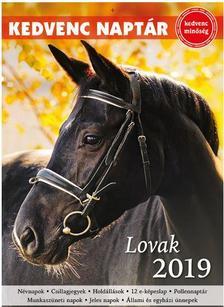 CSOSCH KIADÓ - Kedvenc naptár 2019 - Lovak