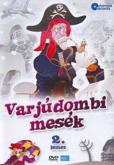 TARBAY/FOKY - VARJÚDOMBI MESÉK 2. DVD