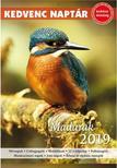 CSOSCH KIADÓ - Kedvenc naptár 2019 - Madarak