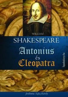 William Shakespeare - Antonius és Cleopatra [eKönyv: epub, mobi]