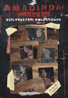 (az) Amadinda-Presser szilveszteri emlékkönyv - CD melléklettel