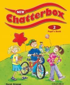 DEREK STRANGE - NEW CHATTERBOX 2. PUPIL'S BOOK