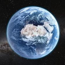 MCG01 - Földgolyó 3D hűtőmágnes 75 x 75 mm M