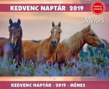 CSOSCH KIADÓ - Kedvenc naptár 2019 - Ménes