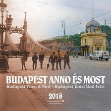 SmartCalendart Kft. - Naptár 2018 Budapest Anno és Most 30x30 cm