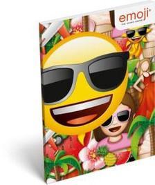 13574 - Notesz papírfedeles A/7 Emoji Sunny 17519308