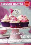 CSOSCH KIADÓ - Kedvenc naptár 2019 - Sütemények