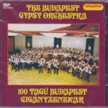 100 TAGÚ BUDAPEST CIGÁNYZENEKAR - THE BUDAPEST GYPSY ORCHESTRA - CD -