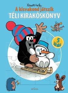 Miler, Zdeněk - A kisvakond játszik - Téli kirakóskönyv