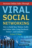 Woessner Stephen - Increase Online Sales Through Viral Social Networking [eKönyv: epub,  mobi]