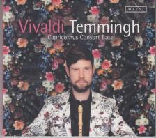 Vivaldi - THE CONCERTOS FOR RECORDER,CD